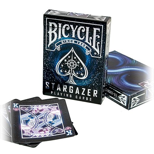 jeux de carte bicycle Stargazer   Jeu de cartes Bicycle   Magic Effect